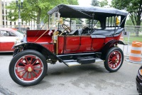 1912 Buick Model 29 image.