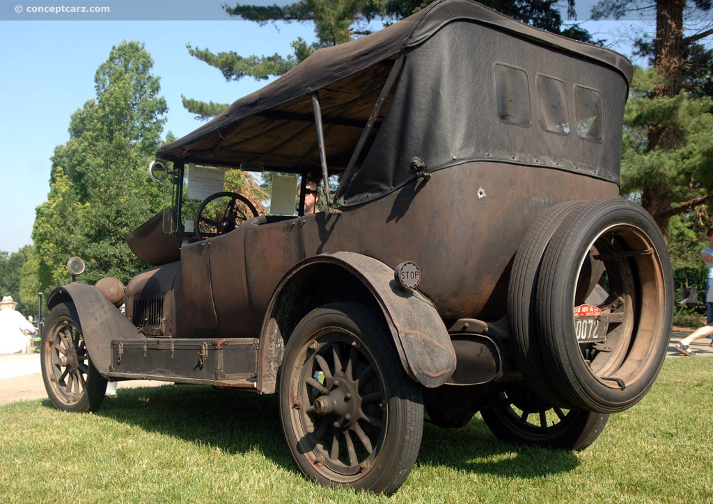 Concours D Elegance >> 1918 Buick Model E-49 Image. Photo 21 of 24