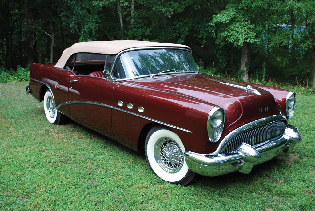 Auction Results And Sales Data For 1954 Buick Century