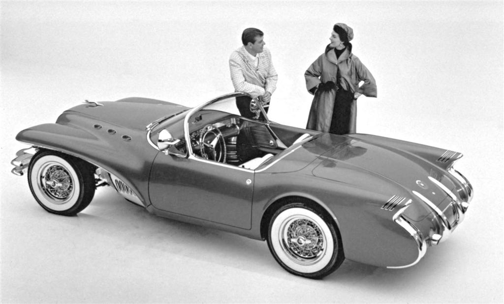 1954 Buick Wildcat Ii History Pictures Value Auction Sales