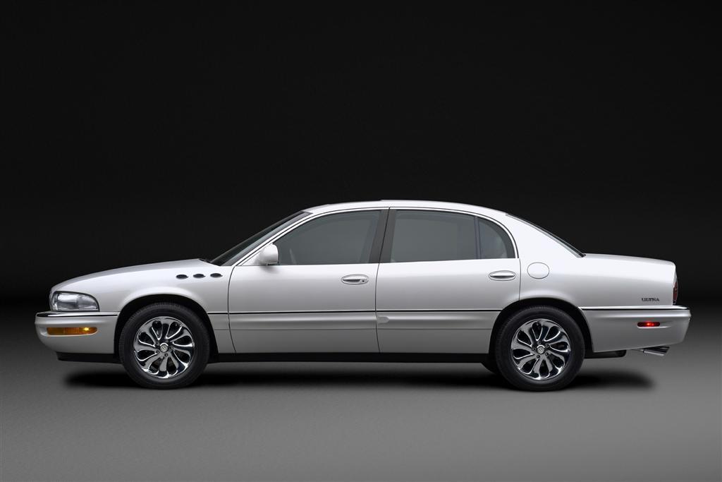 Buick Park Avenue Sedan Image