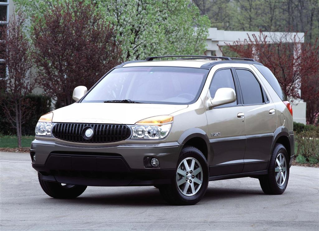 auction results and data for 2003 buick rendezvous. Black Bedroom Furniture Sets. Home Design Ideas