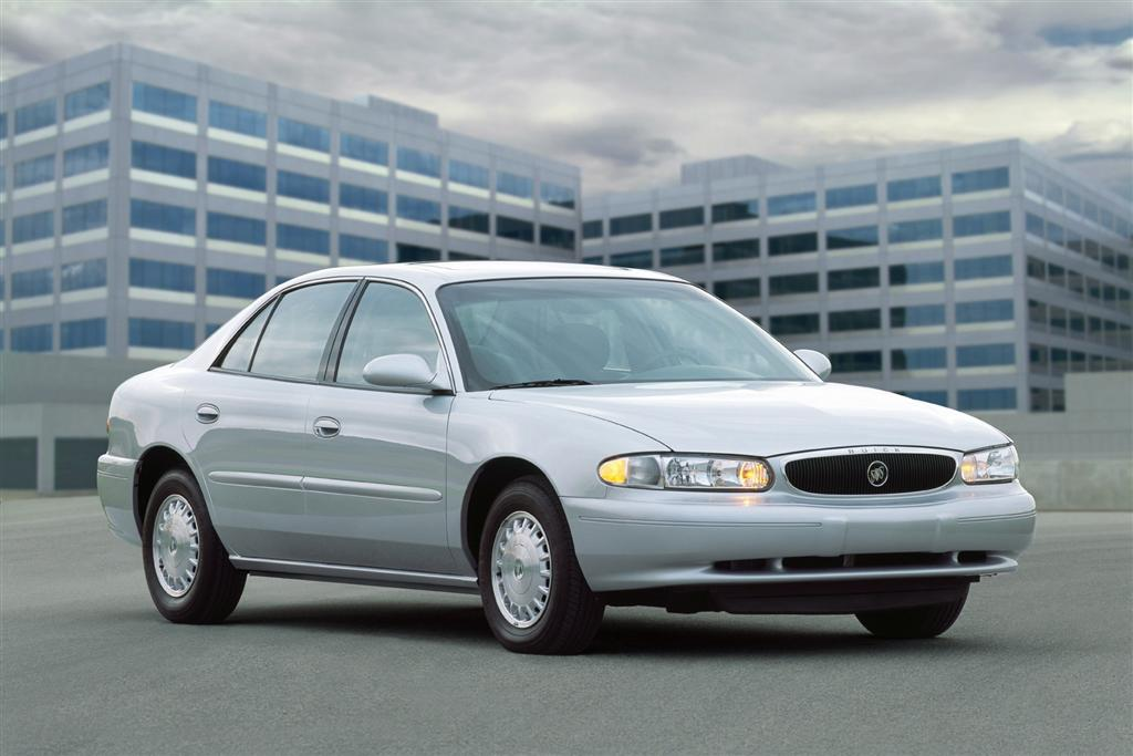 2005 Buick Century Pictures History Value Research