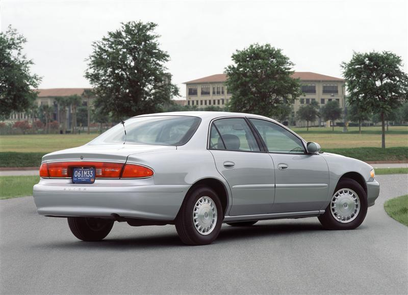 2005 Buick Century History Pictures Value Auction Sales Research