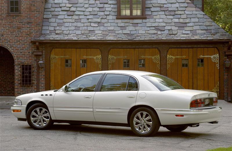 2005 Buick Park Avenue History Pictures Value Auction Sales
