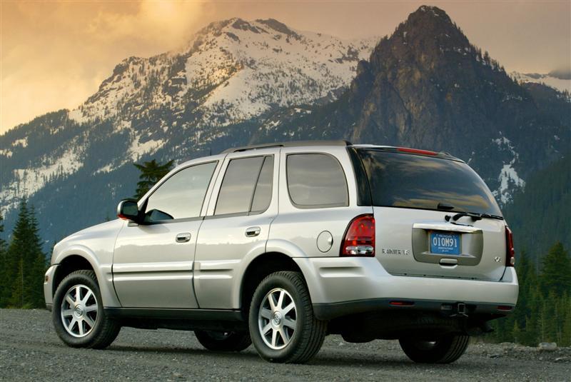 2005 Buick Rainier