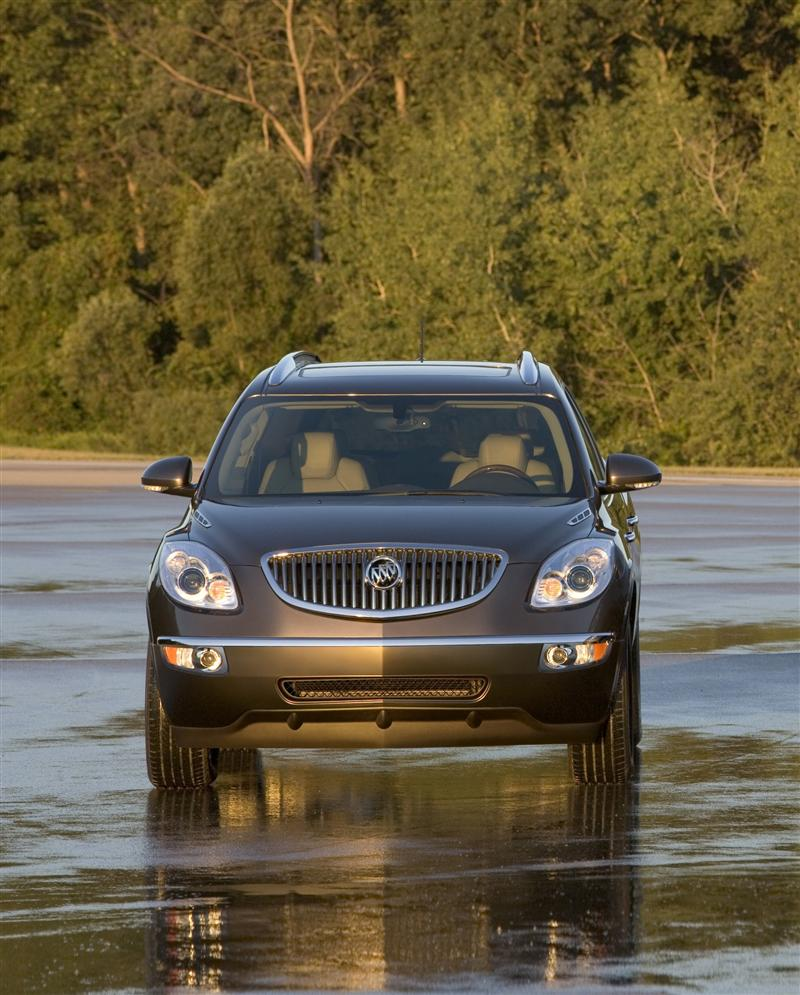 Buick Enlave: 2011 Buick Enclave News And Information
