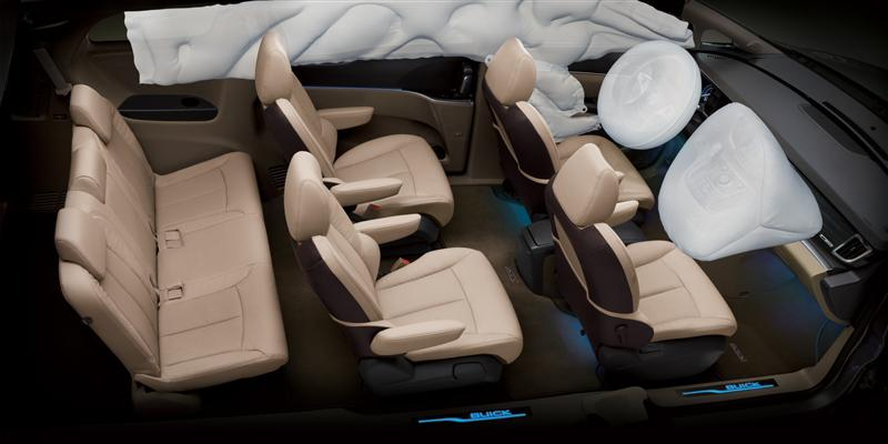 2011 Buick Gl8 Image Photo 1 Of 31