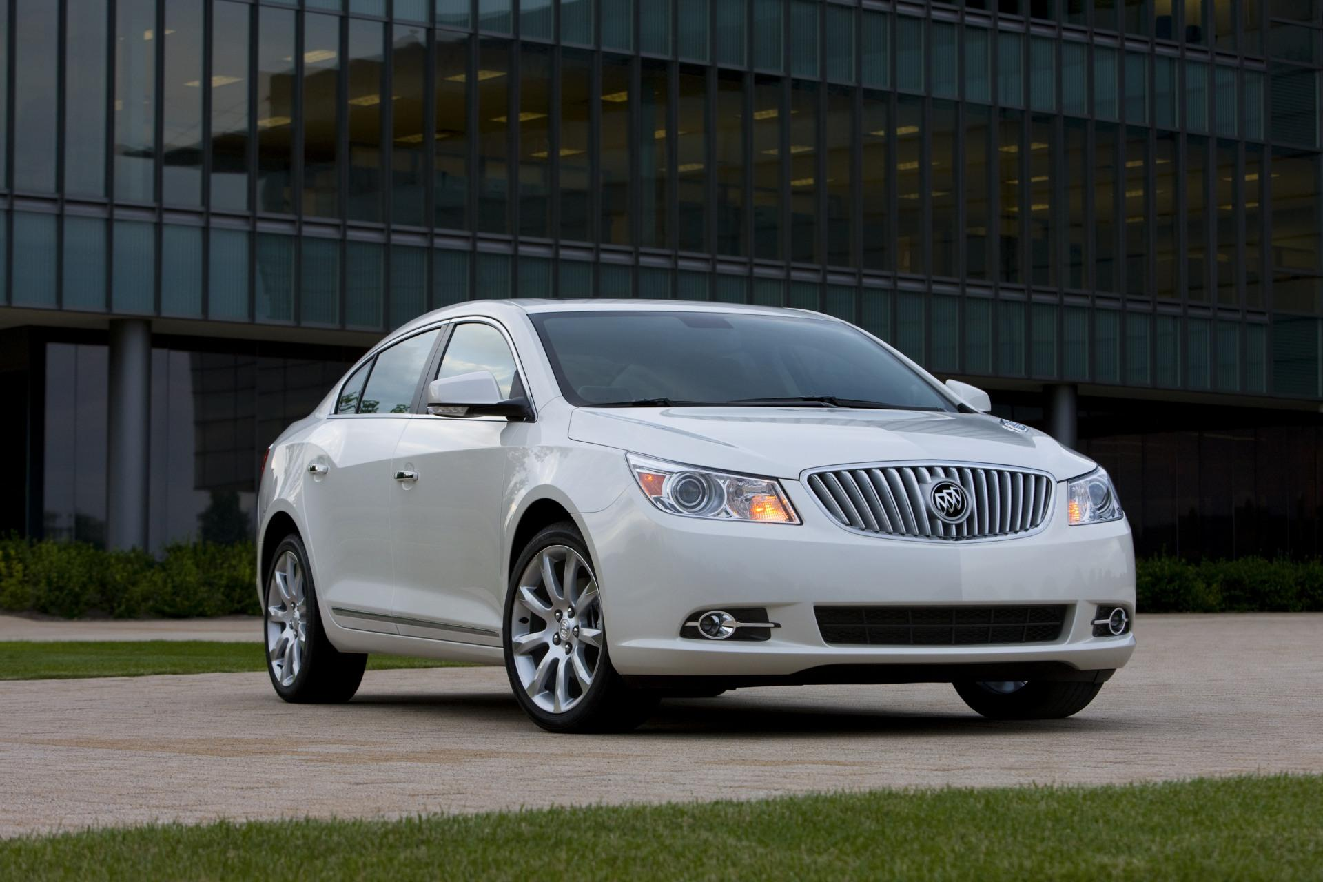 2011 Buick LaCrosse News and Information | conceptcarz.com