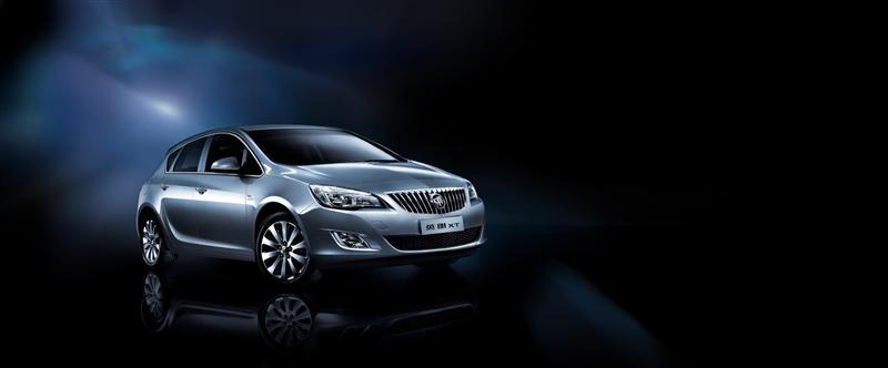 2011 Buick Excelle XT
