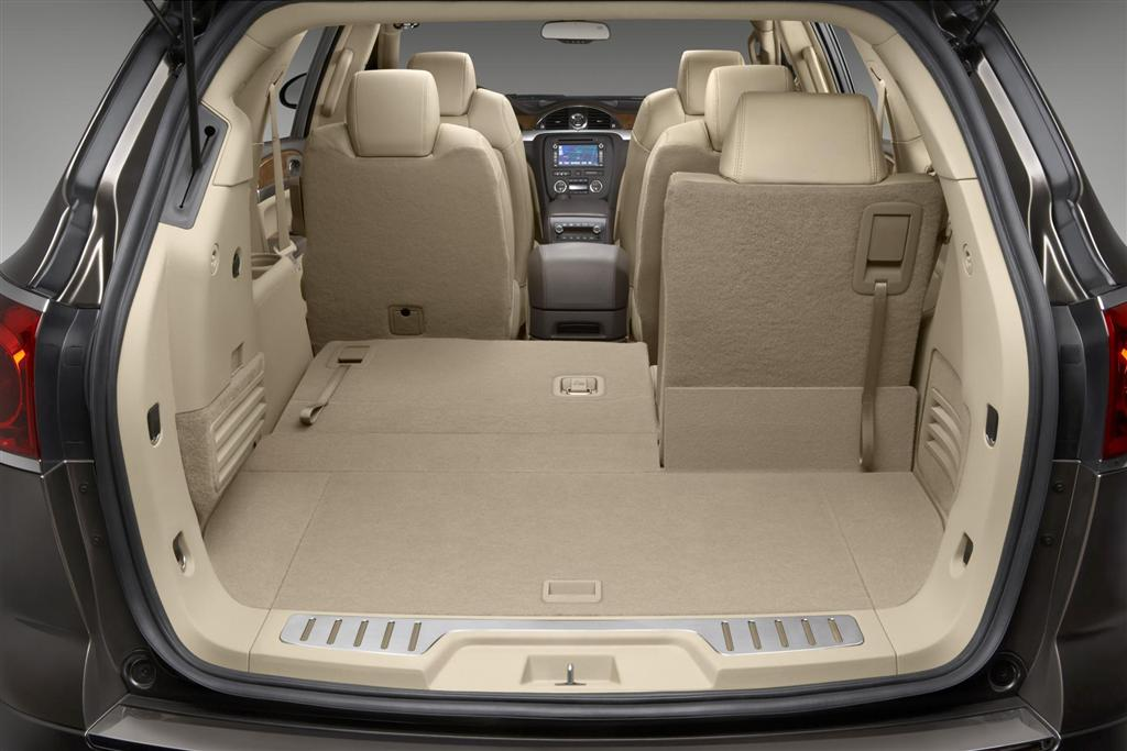 2012 buick enclave news and information