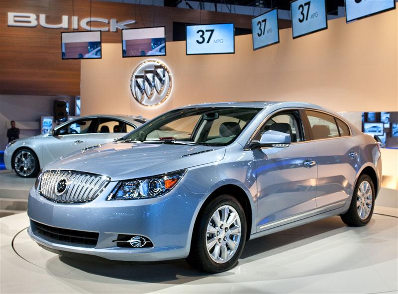 2012 Buick Lacrosse News And Information Conceptcarz