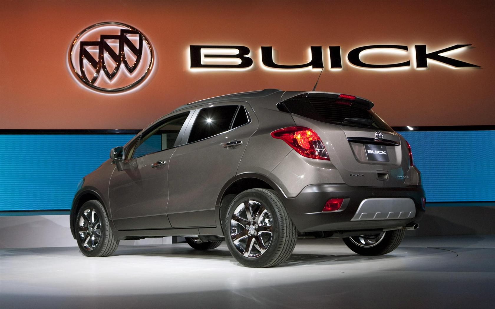 2013 buick encore image. Black Bedroom Furniture Sets. Home Design Ideas