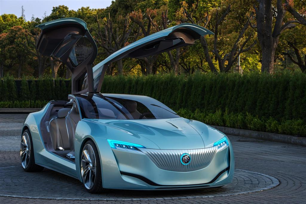 2013 Buick Riviera Concept Image. Photo 58 of 78