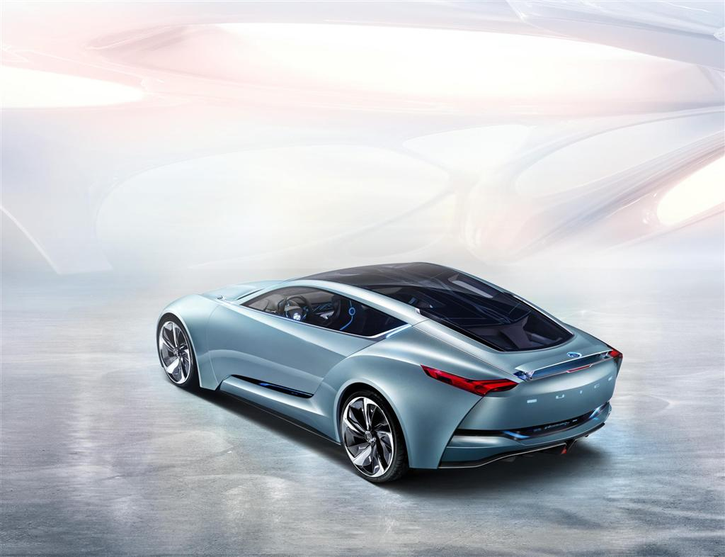2013 Buick Riviera Concept Image Photo 44 Of 78
