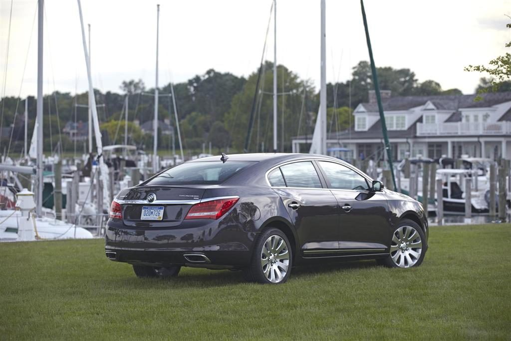 auction results  sales data   buick lacrosse