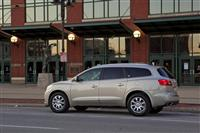 Buick Enclave Monthly Vehicle Sales