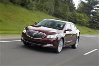 Buick LaCrosse Monthly Sales