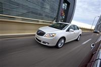 Buick Verano Monthly Sales