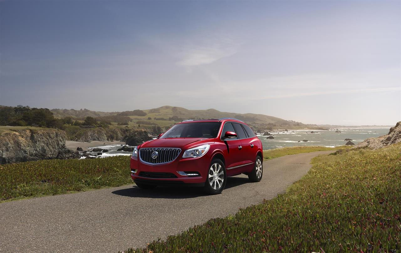 2017 Buick Enclave Sport Touring Edition
