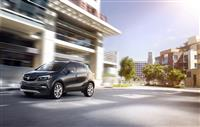 Buick Encore Monthly Vehicle Sales