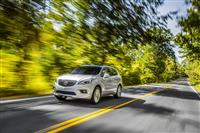 Buick Envision Monthly Vehicle Sales