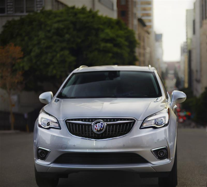 Buick Hybrid Suv: 2019 Buick Envision News And Information