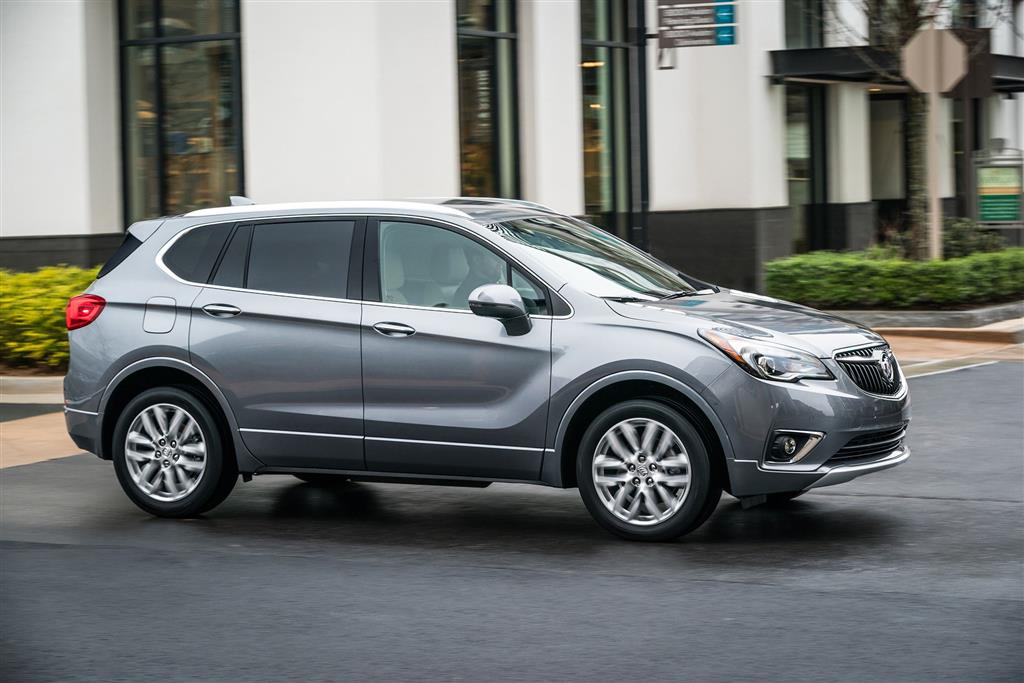 2019 Buick Envision News and Information | conceptcarz.com