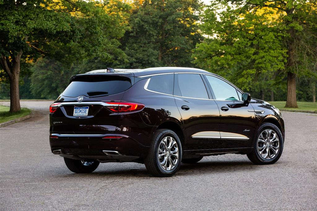 2021 buick enclave news and information | conceptcarz