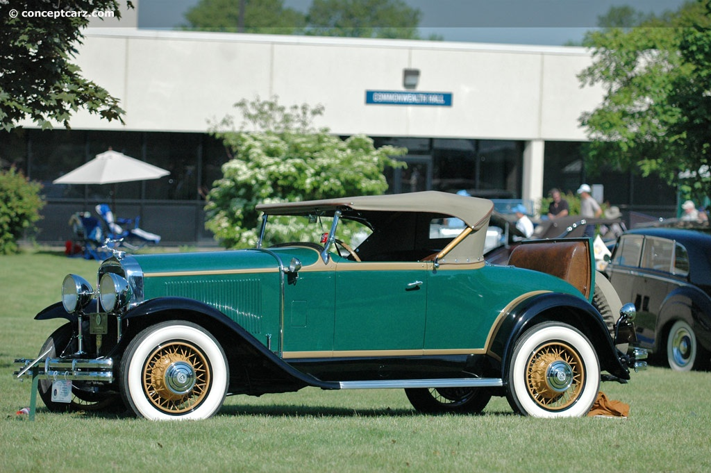 1930 Buick Series 40 History Pictures Sales Value Research And News