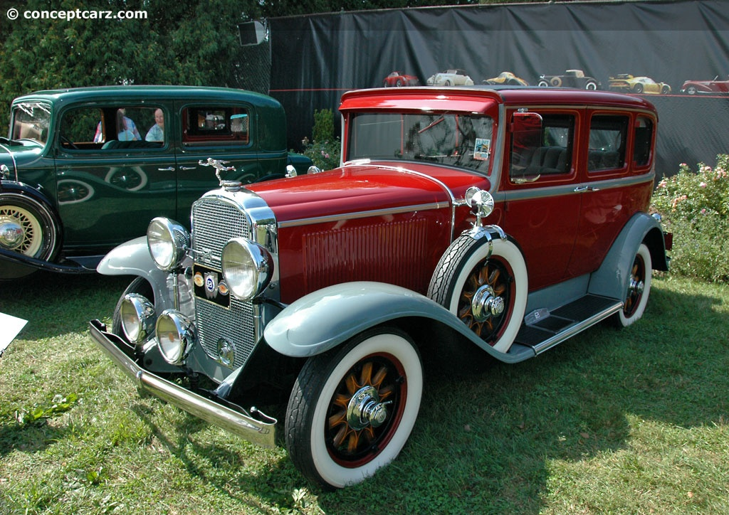 1931 Buick Series 50 Image