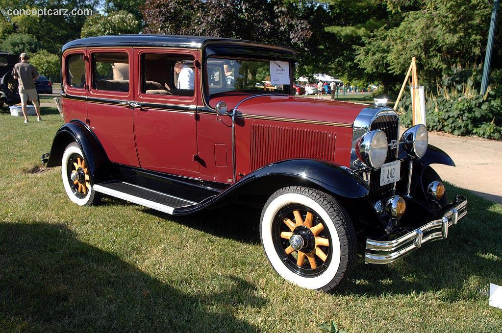 1931 Buick Series 50 Image