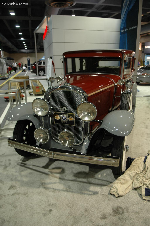 1931 Buick Series 50   conceptcarz com