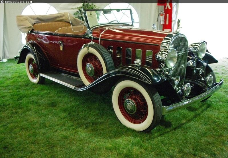 1932 Buick Series 50