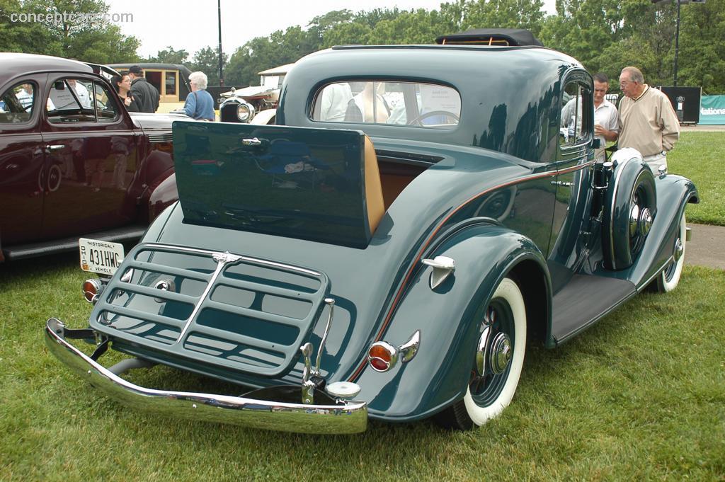 1933 Buick Series 50