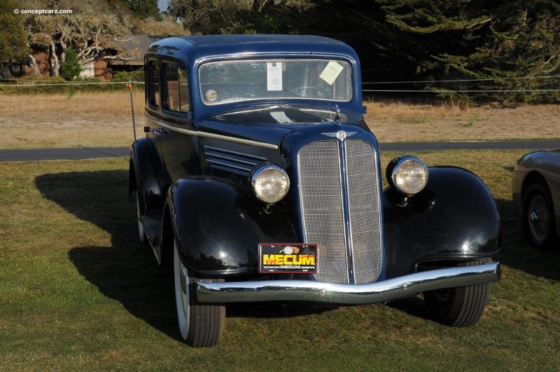 1934 Buick Series 40