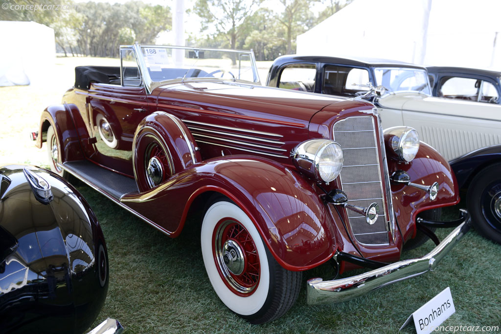 Auction Results And Sales Data For 1934 Buick Series 60