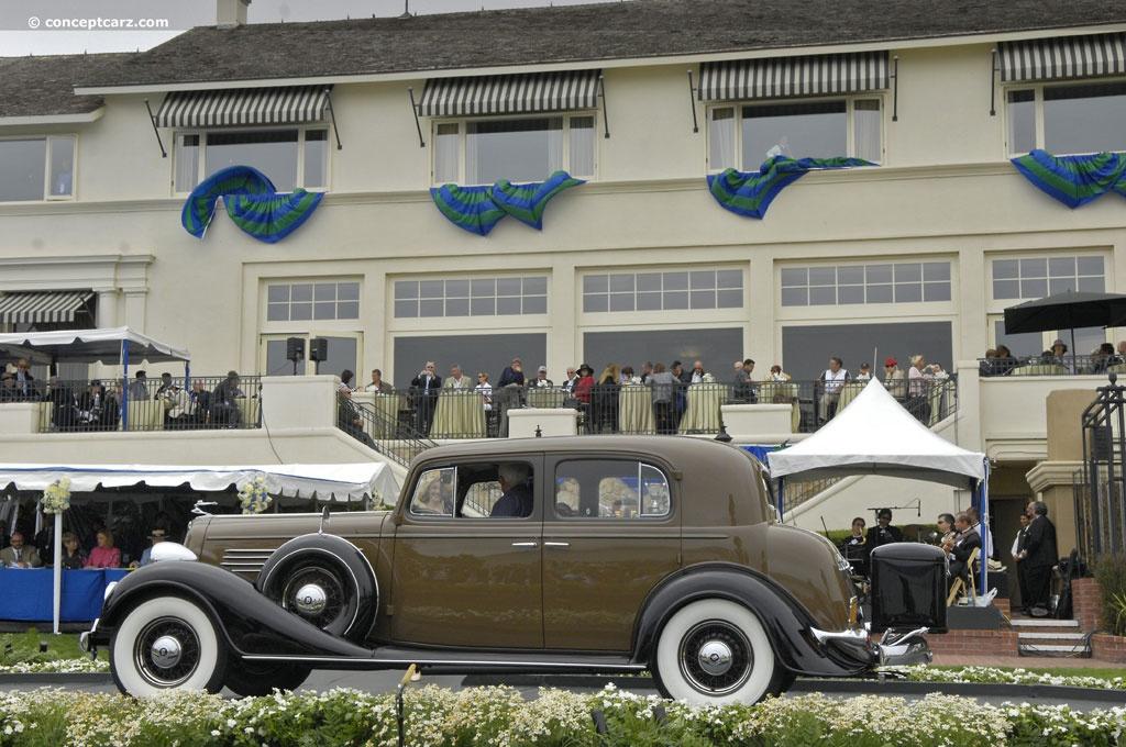 1934 Buick Model 90