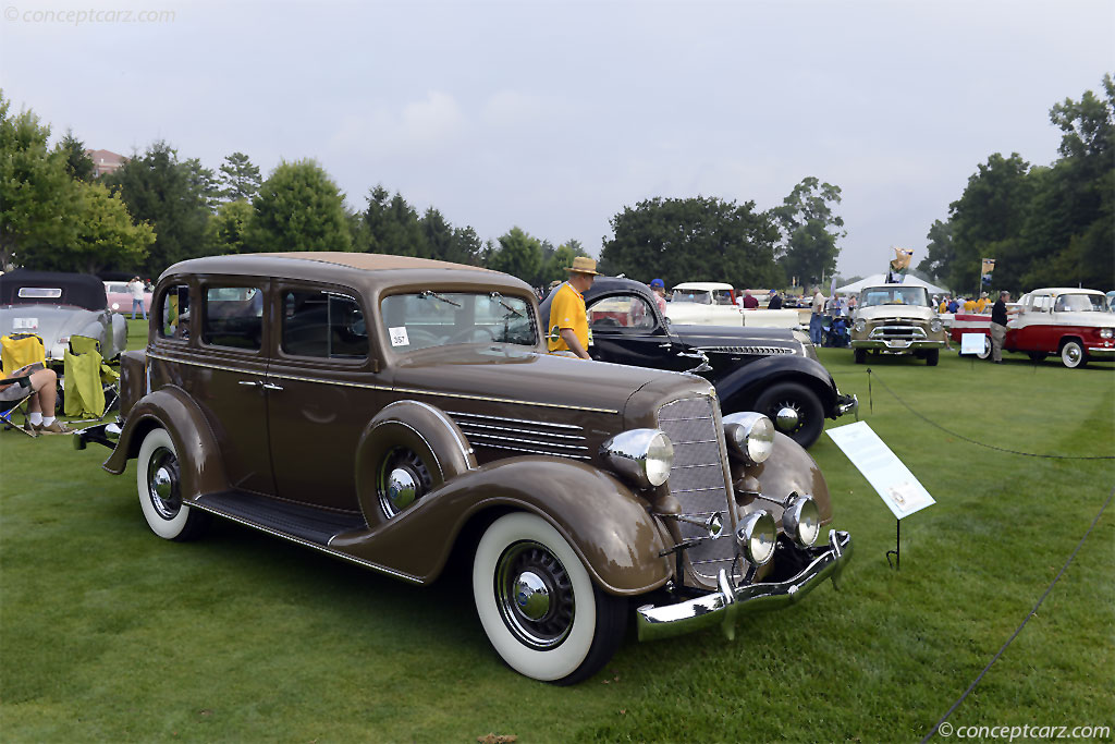 1934 Buick Series 50 History, Pictures, Value, Auction Sales, Research and News