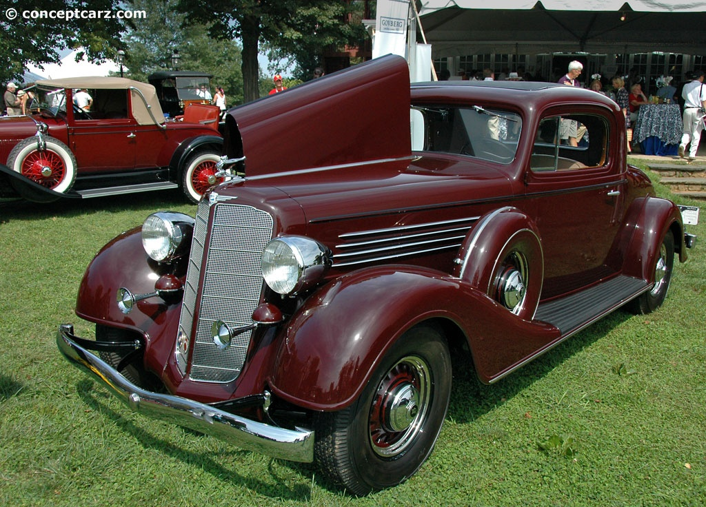 1935 Buick Series 90