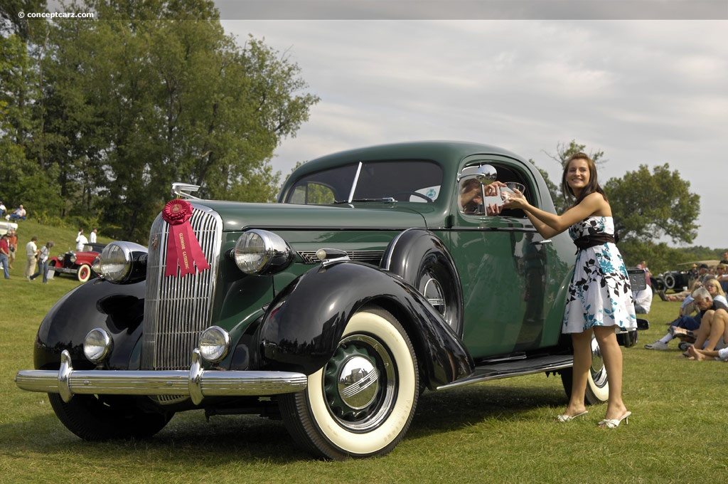 1936 Buick Series 40 Special Image