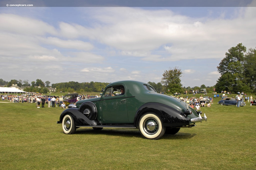 1936 Buick Series 40 Special Image Photo 14 Of 29