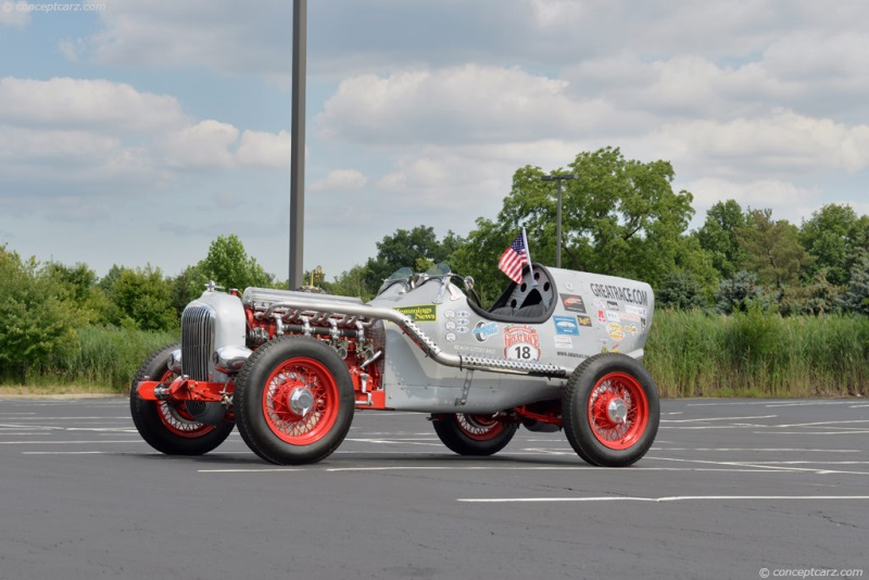 1936 Buick Boat Tail Racer