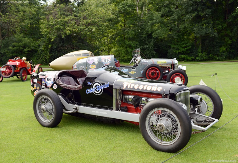 1937 Buick Shafer 8