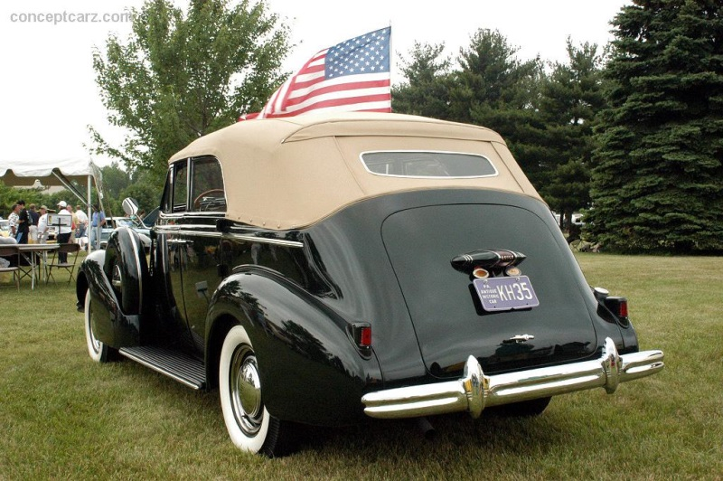 1937 Buick Series 40