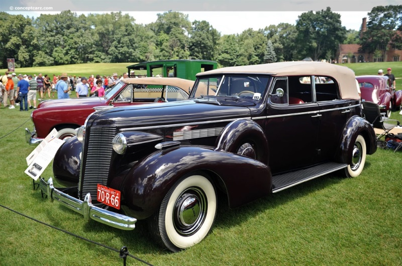 1937 Buick Series 80 Roadmaster