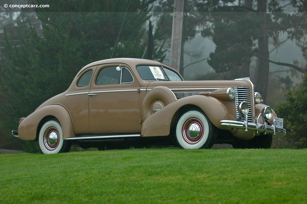 1938 Buick Series 60 Century Image