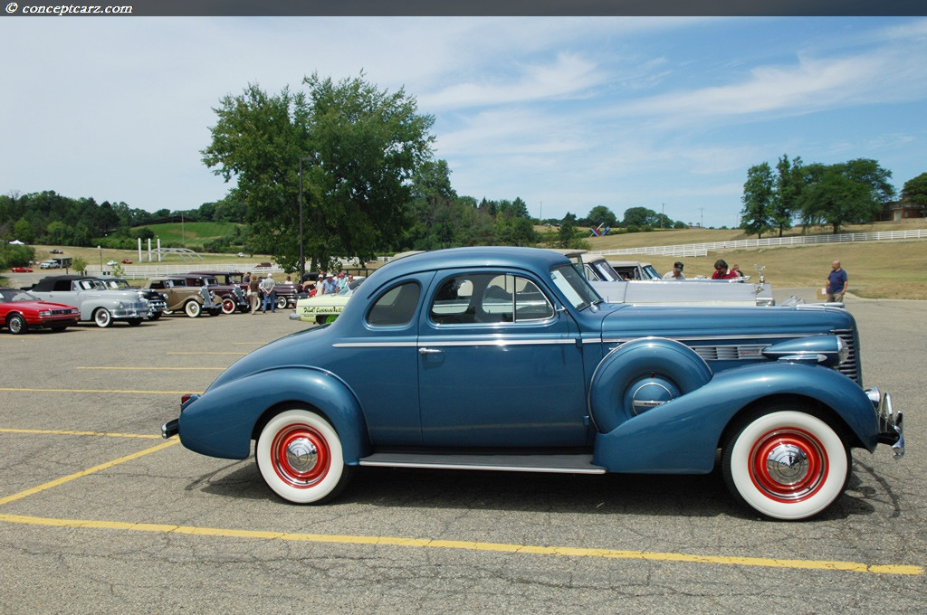 1938 Buick Series 40 Special At The Vintage Motor Car Auction At Meadow Brook Hall