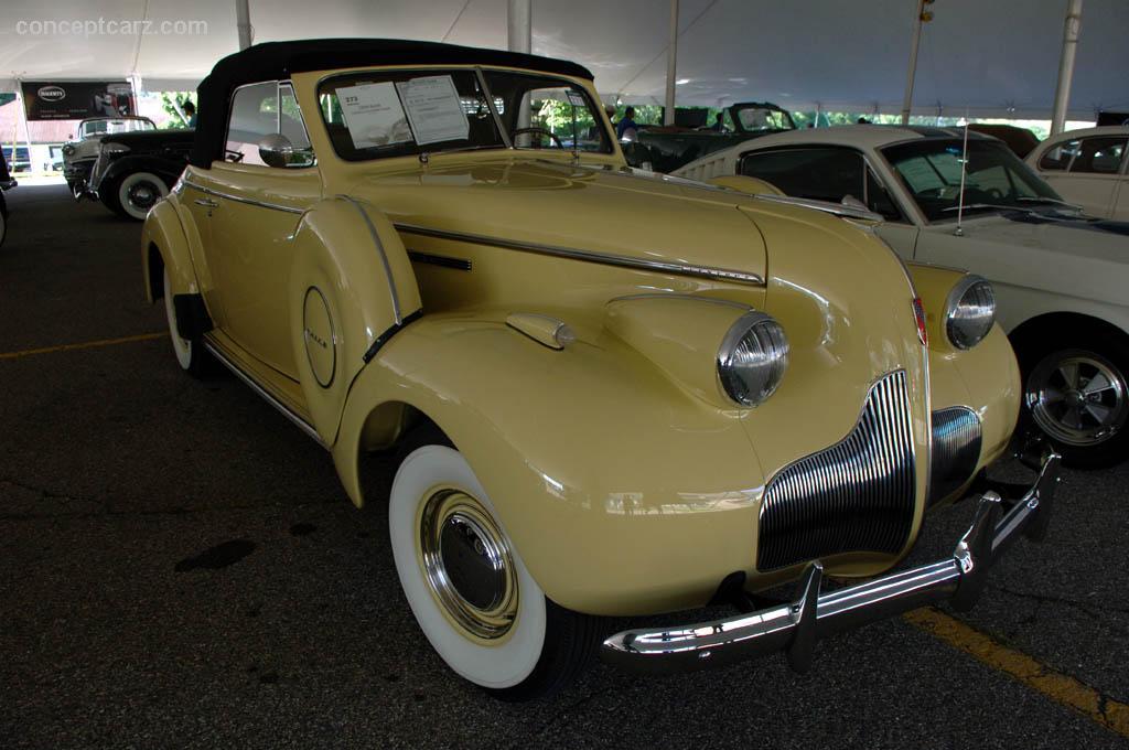 1939 Buick Series 60 Century