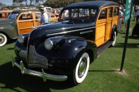 1939 Buick Estate Wagon image.